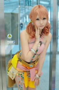 Koleksi Foto Gadis-Gadis Jepang Cosplayer Yang Cantik