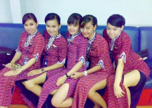 Foto: Sexy Pramugari Lion Air