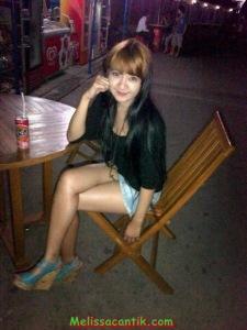 Foto Hot Cewek Cabe-cabean Imut Hadiah Balapan Liar